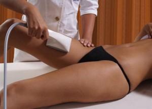 Антицеллюлитный вакуумный массаж
