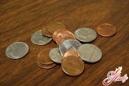 для привлечения денег по фен шуй следует оставить мелочь на видном месте