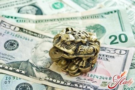 жаба по фен шуй для привлечения денежного благополучия