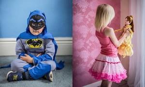 Формирование гендерной принадлежности детей