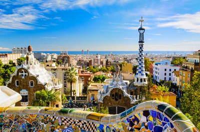 Архитектура Барселоны
