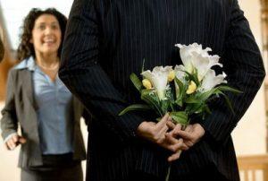 Романтика в отношениях мужчины и женщины