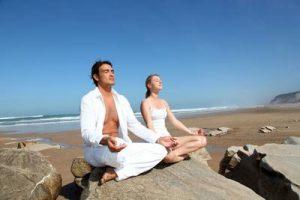 Дыхание в йоге