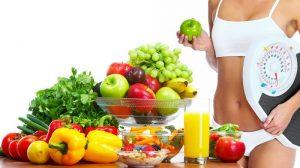 Правила правильного похудения