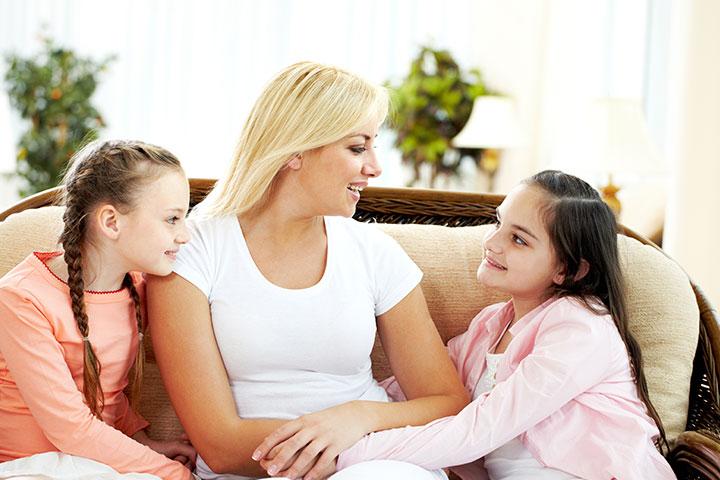 Проблемы переходного возраста у девочек