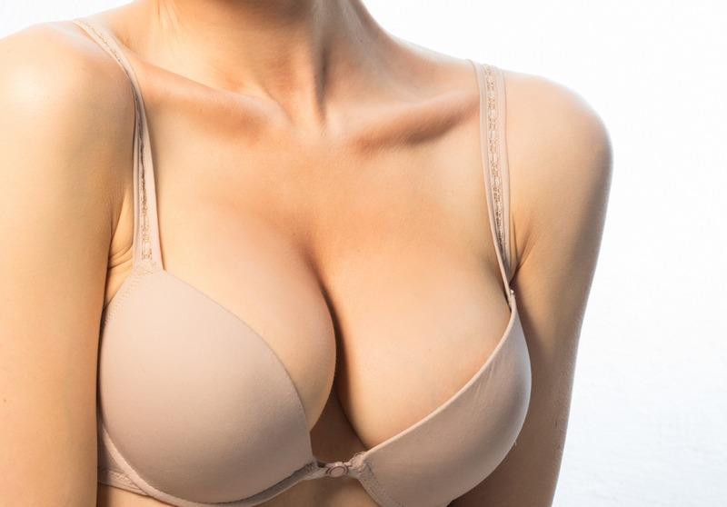 Бюстгальтер для визуального увеличения размера грудиБюстгальтер для визуального увеличения размера груди