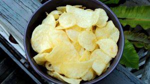 Как сделать в домашних условиях чипсы