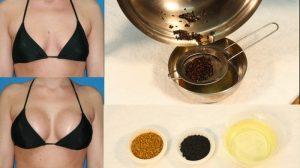 Натуральный скраб для кожи груди и тела