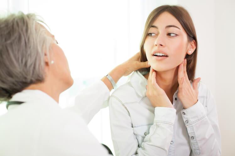 Гипотиреоз щитовидной железы