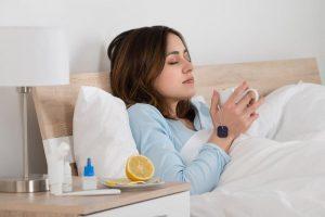 Лечение гриппа и простуды народными средствами