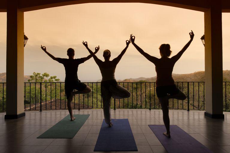 Какие виды йоги бывают