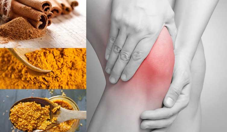 Лечение боли в суставах народными средствами