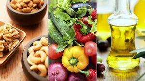 Семь продуктов, снижающих холестерин