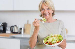 Диета для женщин за 60