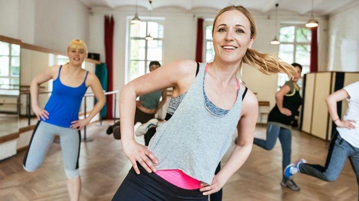 Фитнес и его влияние на здоровье