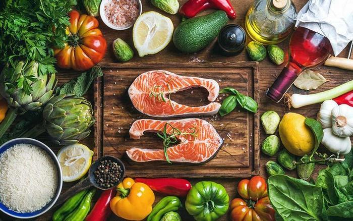 Особенности средиземноморского режима питания
