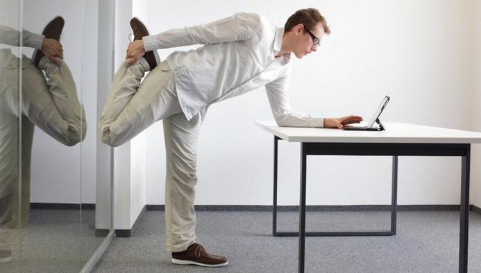 Советы для тех кто хочет сохранить себя в хорошей форме на сидячей работе