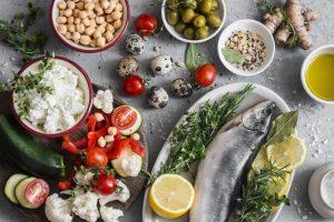 Средиземноморский режим питания