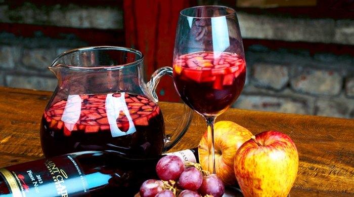 Винный напиток Сангрия