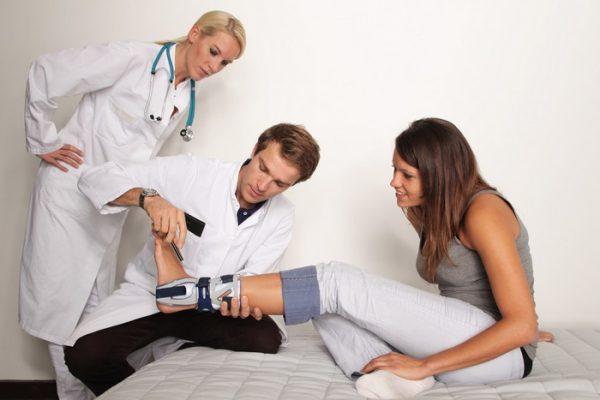 Лечение травм за рубежом