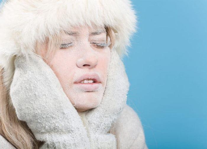 Что такое отморожение
