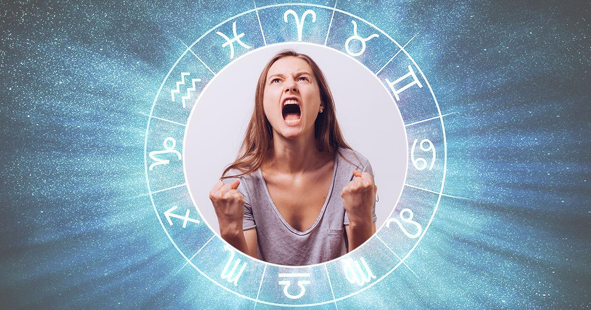5 скандальных знаков зодиака: лучше избегать выяснения отношений с ними