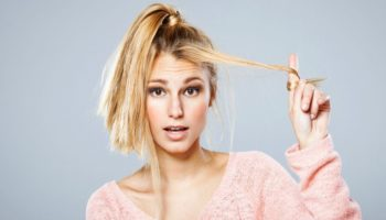Почему нельзя накручивать волосы на палец: приметы против психологии