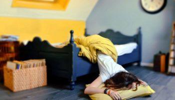 Упасть с кровати — к богатству: 5 примет, связанных с кроватью