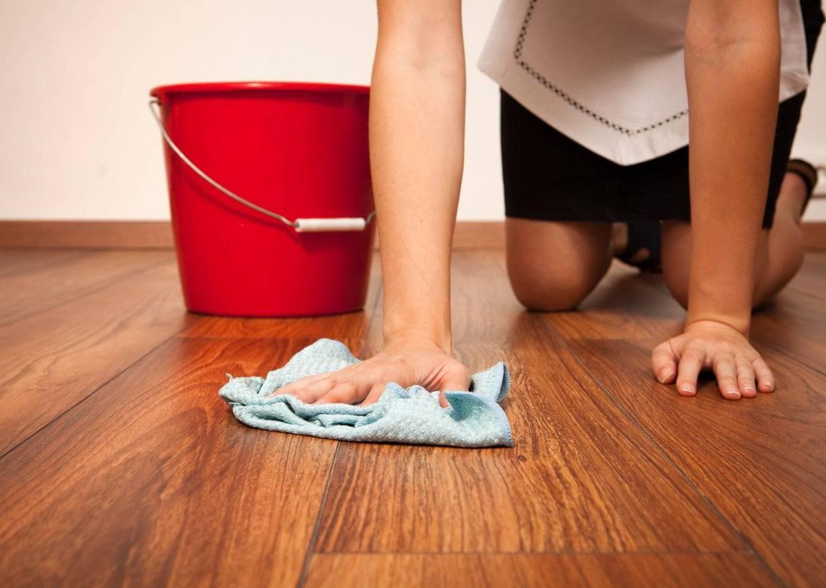 Почему по приметам нельзя мыть полы вечером