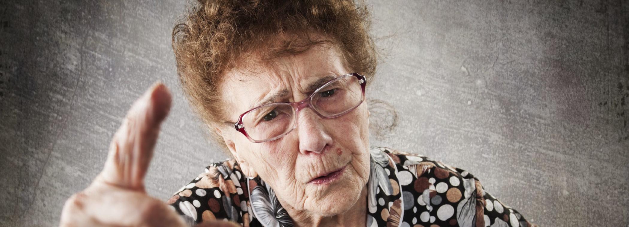 """4 знака Зодиака, которые будут """"вредными"""" бабушками"""