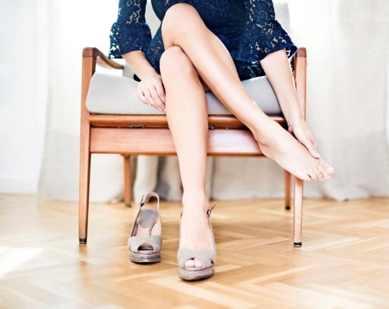 Почему нельзя сидеть нога на ногу по приметам