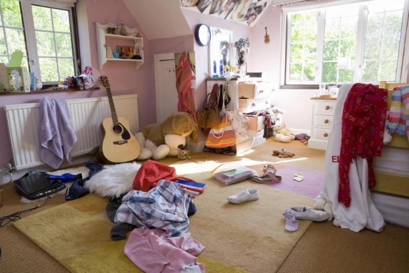 7 аргументов, что беспорядок в доме и на работе отпугивает удачу