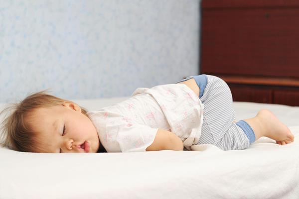 Укрепляем сон ребенка