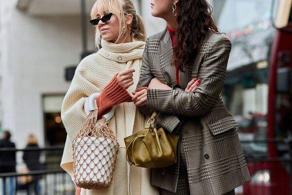 Модные женские сумки этого сезона