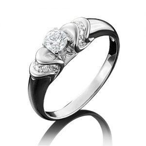Оригинальные кольца из золота
