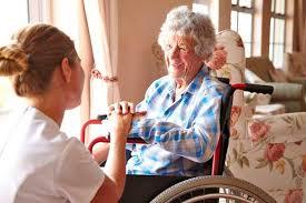 Уход за пожилым после инсульт