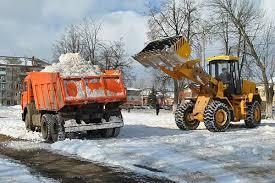Вывоз мусора, металлолома и снега