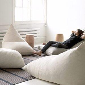 Бескаркасная мебель: почему набирает популярность?