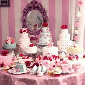 Оазис изысканных тортов