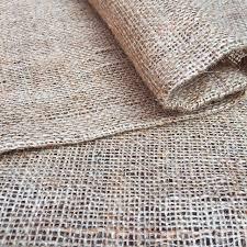 Мешковина: свойства ткани и применение