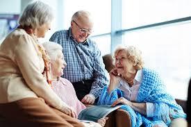 Комфортные пансионаты для пожилых людей