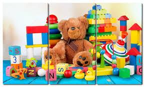 Детские игрушки в подарок: рекомендации по выбору