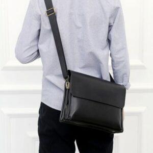 Мужские сумки из кожзаменителя