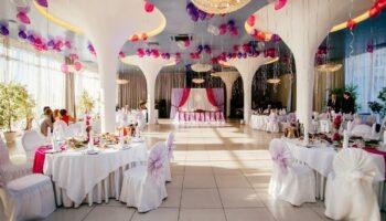 Свадебное торжество: выбор места проведения, стиль банкета, идеи неповторимого праздника