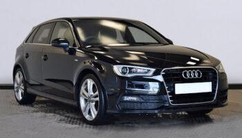 Чип-тюнинг двигателя Audi A3